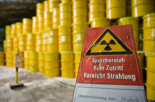 Bisher galt die Suche   nach einem atomaren  Endlager als transparent, doch ein Geheimpapier erschüttert  die Glaubwürdigkeit. Foto: dapd