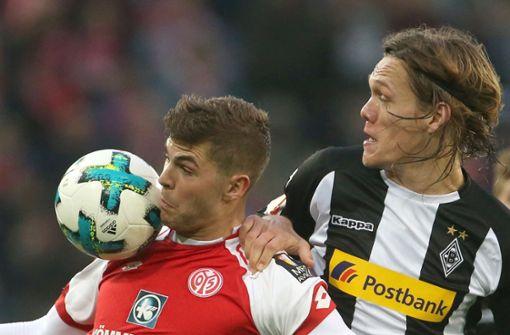Der 1. FSV Mainz 05 verpasst Chance gegen Borussia Mönchengladbach