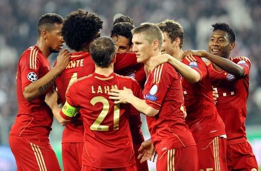Bayern marschiert ins Halbfinale