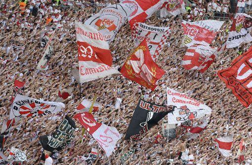 Keine Stimmung ohne Fans – das gilt auch beim VfB Stuttgart. Foto: Baumann
