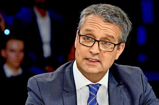 """Der profilierte Gabor Steingart verlässt das """"Handelsblatt"""". Foto: dpa"""