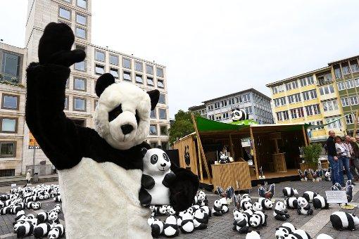 WWF wirbt tierisch für Nationalpark