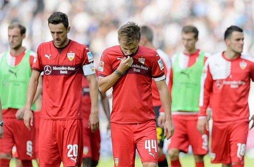 VfB verliert auch bei der Hertha