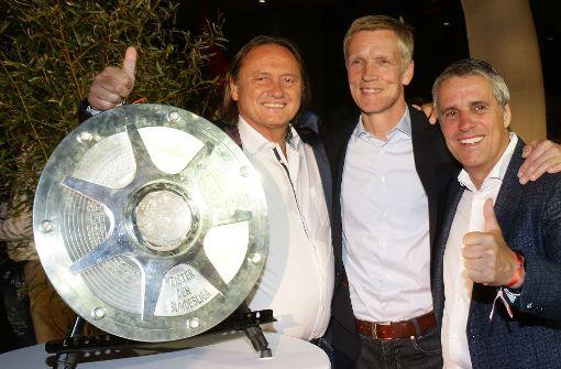 Martin Schäfer bald wieder normaler Fan