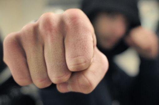 Der Streit zwischen den beiden Männern artete in Gewalttätigkeiten aus. Foto: Weingand