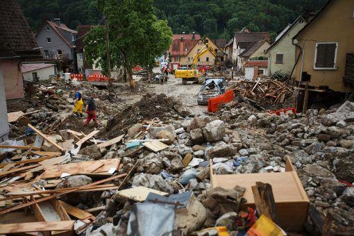 Braunsbach: die Geschichte einer Katastrophe