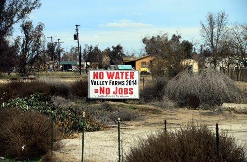 Kalifornien ächztunter der Dürre