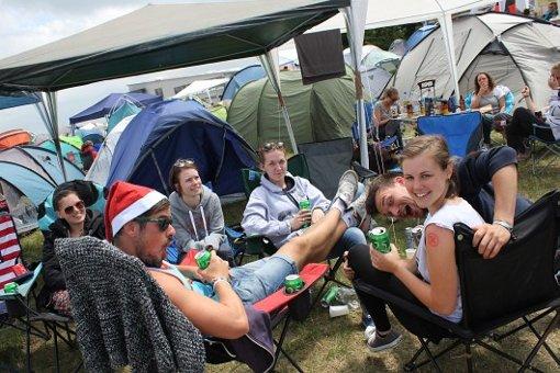 Southside: Camping für Fortgeschrittene