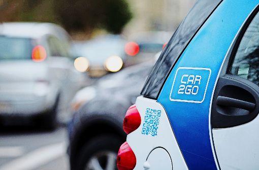Die Registrierung erfolgt über die Webseite von Car2go. Die Angabe von persönlichen Informationen wie Adress- und Zahlungsdaten sind erforderlich, um das Carsharing nutzen zu können. Außerdem muss der Führerschein überprüft werden. Er kann über die Car2go-App eingescannt werden. Foto: dpa