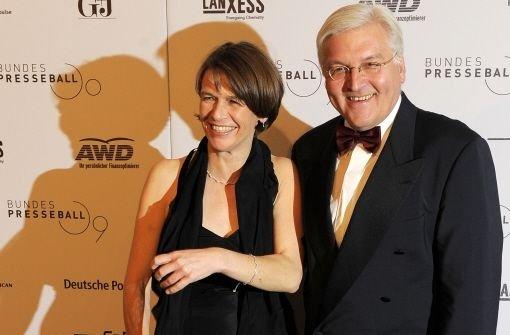 Steinmeier spendet Ehefrau Niere