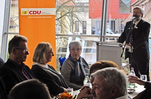Alber Filderstadt cdu neujahrsempfang in filderstadt zwischen zuversicht und sorge