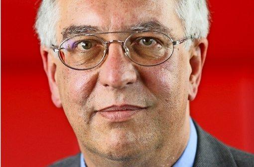 Bernd Saur hat Angst vor einer Pornografisierung des Unterrichts Foto: dpa