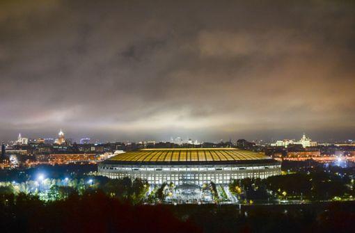 Das sind die zwölf Stadien der Weltmeisterschaft