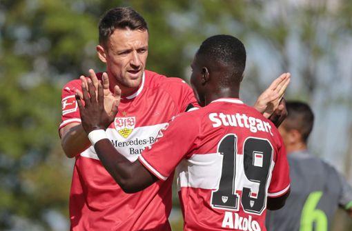 VfB nimmt am Drei-Ligen-Cup teil