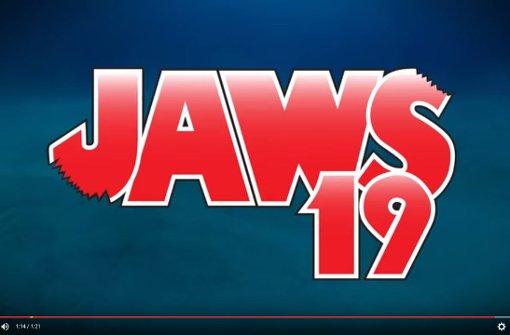 Fans feiern Trailer von Der Weiße Hai 19