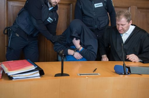 Prozess gegen Vater in Rottweil gestartet