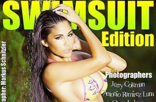 Esslinger Model auf australischem Cover
