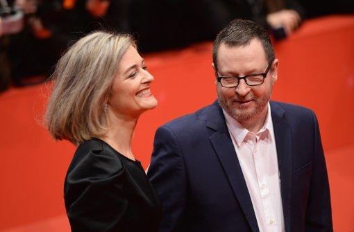 Regisseur Lars von Trier und seine Frau Bente Foto: Getty Images Europe