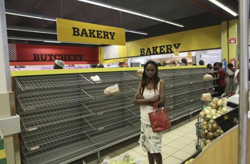 Von der Kornkammer Afrikas zum Armenhaus