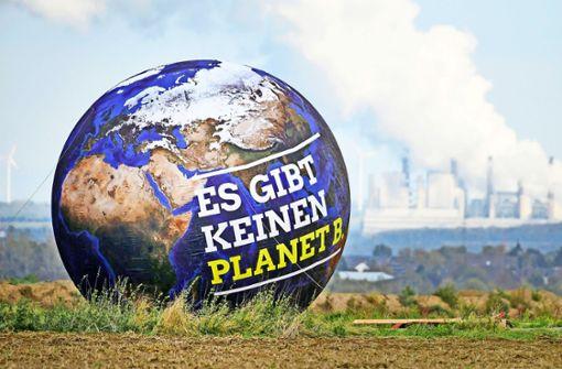 Autobranche im Klima-Clinch