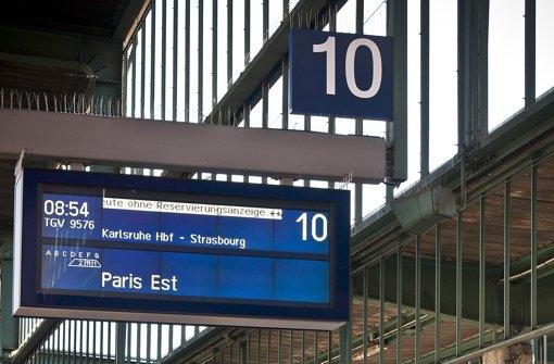 Voller Durchblick: Die Scheiben über den Bahnsteigen fehlen. Foto: Max Kovalenko/PPF