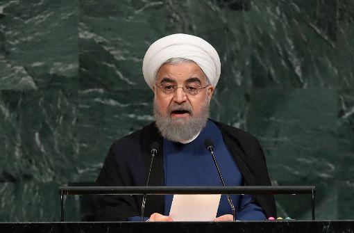 Iran streitet Verletzung des Atom-Abkommens ab