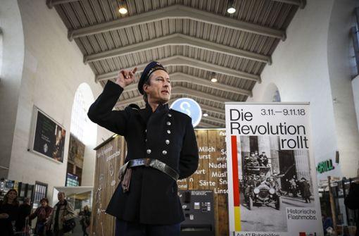 """""""Die Revolution rollt"""" Stuttgart"""