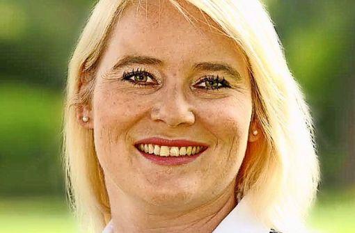 Tatjana Scheerle ist die neue Bürgermeisterin
