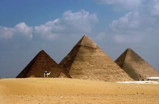 Forscher entdecken riesigen Hohlraum in Cheops-Pyramide