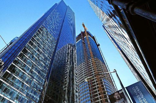 Der schiefe Turm von San Francisco