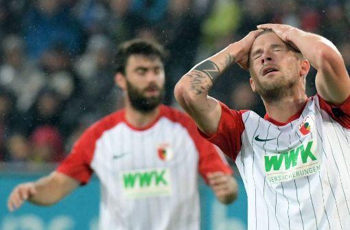 Daniel Baier für Spiel gegen VfB Stuttgart gesperrt