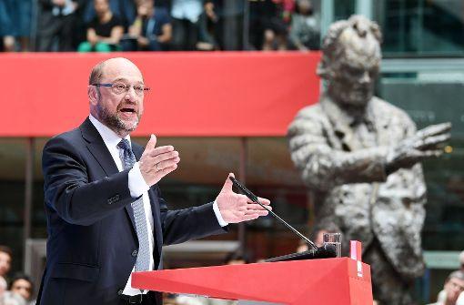 Schulz kritisiert die Landesregierung