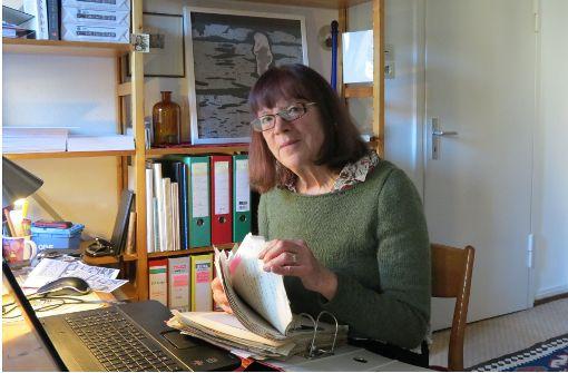 Degerlocherin veröffentlicht Buch über Familiengeschichte