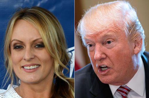 Stormy Daniels muss Donald Trumps Anwaltskosten zahlen