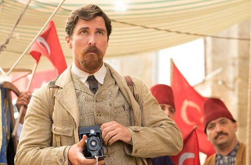 """Christian Bale über seinen neuen Film """"The Promise"""": """"Ich wusste ..."""