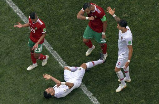 """Das Netz lacht über """"sterbenden Schwan"""" Pepe"""