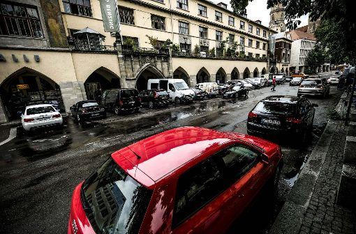 App hilft jetzt bei der Parkplatzsuche