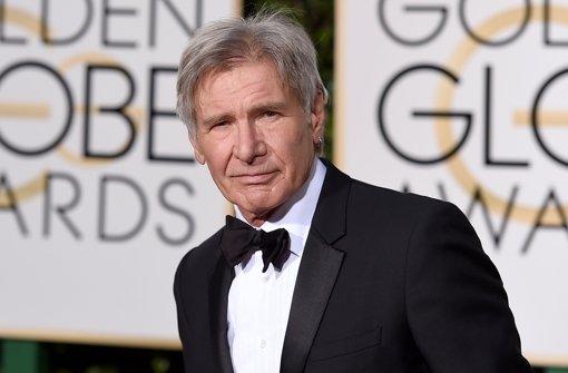 Harrison Ford macht's noch mal