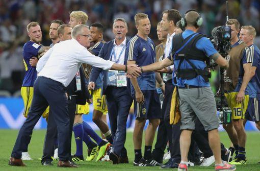DFB-Team entschuldigt sich bei den Schweden