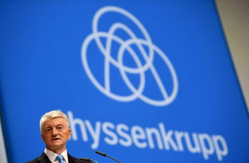 Steht Thyssenkrupp vor der Zerschlagung?