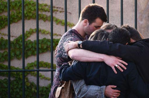 Französische Polizei nimmt mehrere Personen fest