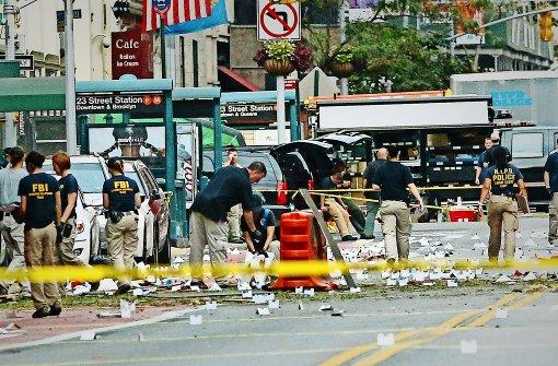 Mutmaßlicher Bombenleger  verhaftet