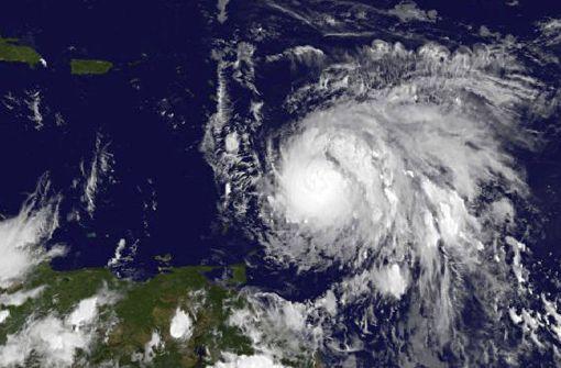 Warnungen für zahlreiche Karibik-Inseln