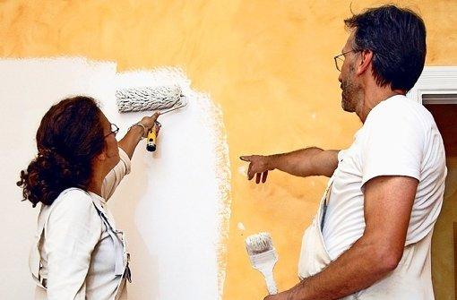 schule f r farbe und gestaltung die maler k mpfen um ein. Black Bedroom Furniture Sets. Home Design Ideas