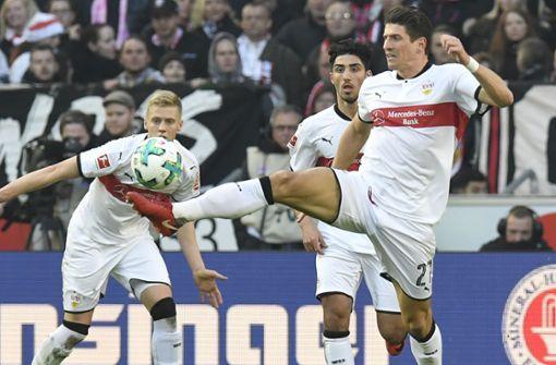 VfB Stuttgart müht sich vergebens gegen Schalke 04