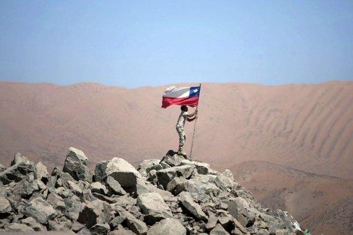 Vortrag über Chile