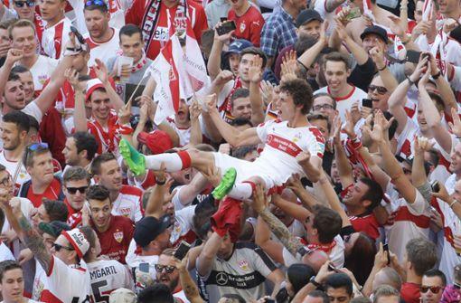 Die Fans des VfB: Von A-Block bis Ultras