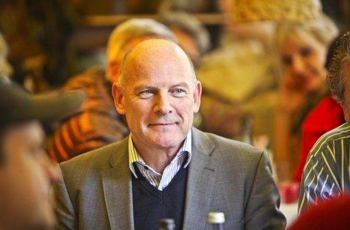 Verkehrsminister Winfried Hermann Foto: Peter Petsch
