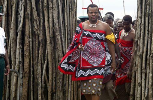 Königreich Swasiland tauft sich in eSwatini um