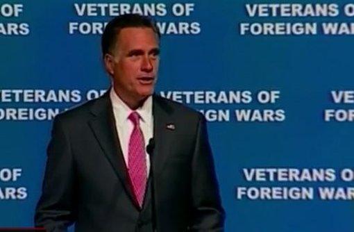 Romney sieht Welt wie George W. Bush